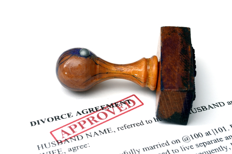financial planning for divorce